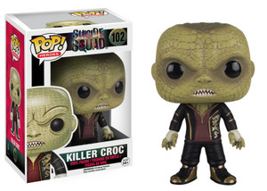 Pop! Figurines - Suicide Squad's Killer Croc #102
