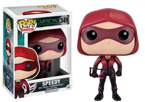 Pop! Figurines - The Arrow's Speedy #349