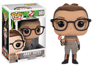 Pop! Figurines - Ghostbuster's Abby Yates #303
