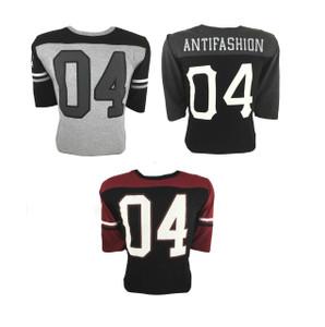 Antifashion - 04 Baseball T-Shirt