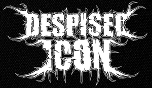 "Despised Icon - Logo 7x4"" Printed Patch"