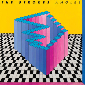 "The Strokes - Angles 4x4"" Color Patch"