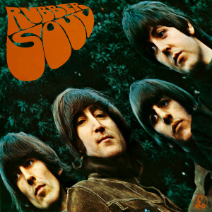 "The Beatles - Rubber Soul 4x4"" Color Patch"