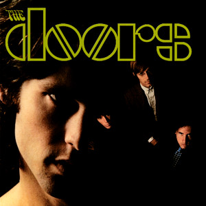 "The Doors - S/T 4x4"" Color Patch"