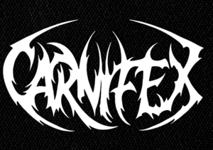 "Carnifex - Logo 5x4"" Printed Patch"