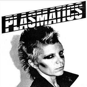 "Plasmatics 5x5"" Printed Sticker"