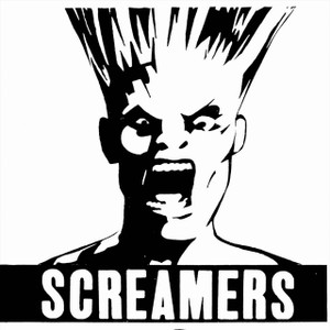 "Screamers 5x5"" Printed Sticker"