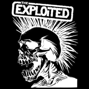 "The Exploited 5x5"" Printed Sticker"