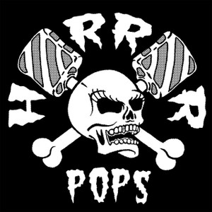 "Horror Pops Logo 5x5"" Printed Sticker"