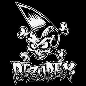 """Rezurex Logo 5x5"""" Printed Sticker"""