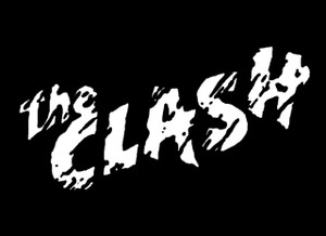 "The Clash 5.5x4"" Printed Sticker"