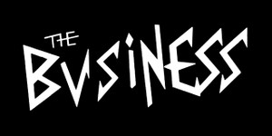 "The Business 5.5x2.75"" Printed Sticker"