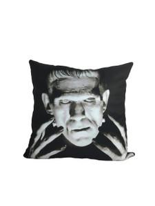 Go Rocker - Frankenstein's Monster Throw Pillow