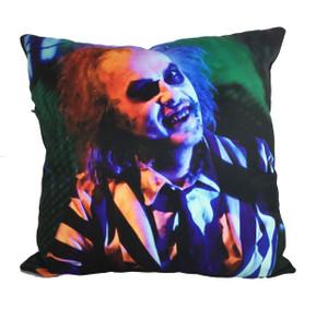 Go Rocker - Beetlejuice Throw Pillow