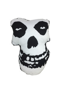 Go Rocker - Misfits' Ghoul Throw Pillow