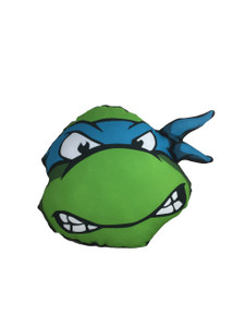 Go Rocker - TMNT's Leonardo Throw Pillow