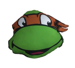 Go Rocker - TMNT's Michaelangelo Throw Pillow