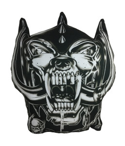 Go Rocker - Motorhead's Warhog Throw Pillow