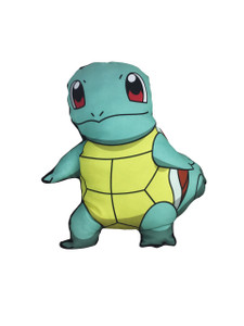 Go Rocker - Pokemon's Squirtle Throw Pillow