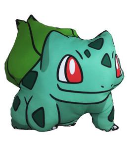 Go Rocker - Pokemon's Bulbasaur Throw Pillow