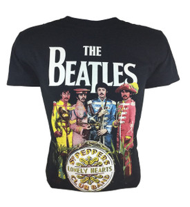 The Beatles - Sgt. Peppers Lonely Club Band T-Shirt