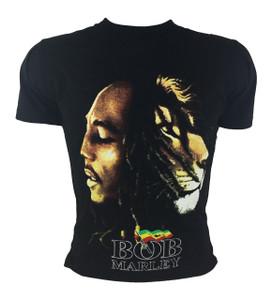 Bob Marley - Lion T-Shirt
