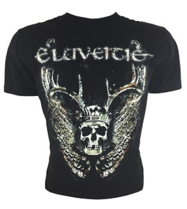 Eluveitie - Winged Skull T-Shirt
