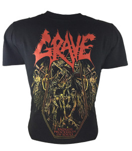 Grave - Endless Procession of Souls T-Shirt