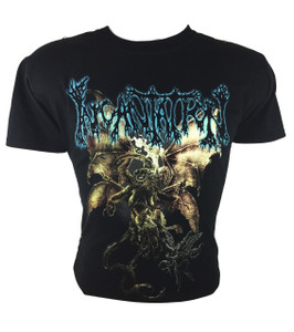 Incantation - Goat Dragon T-Shirt