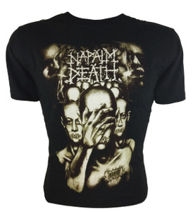 Napalm Death - Barcode T-Shirt
