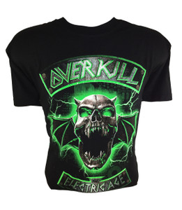 Overkill - Electric Age T-Shirt