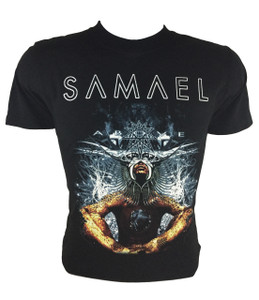 Samael - Above T-Shirt