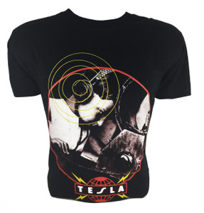 Tesla - The Great Radio Controversy T-Shirt
