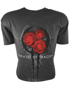 Theatre of Tragedy - Roses Grey T-Shirt