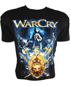 Warcry - Lion Shield T-Shirt