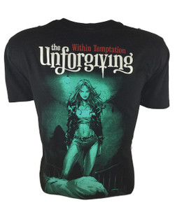Within Temptation - The Unforgiving T-Shirt