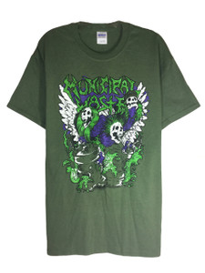 Municipal Waste - Wasted T-Shirt