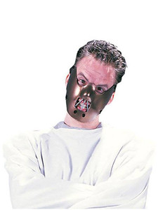 Hannibal Lecter Restrainig Mask