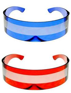 Futuristic Robocop Sunglasses