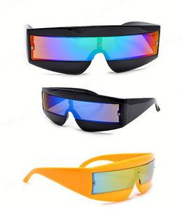 Futuristic Devo Sunglasses