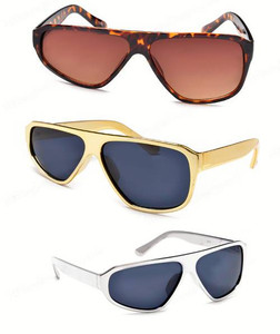Asymmetrical Sunglasses