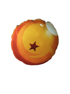 Go Rocker - Dragon Ball's 1 Star Throw Pillow