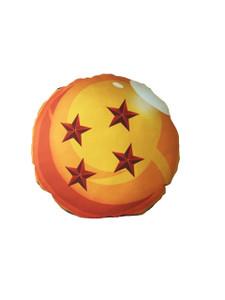 Go Rocker - Dragon Ball's 4 Star Throw Pillow