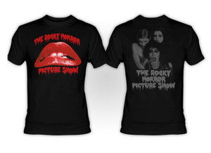 The Rocky Horror Picture Show Black T-Shirt