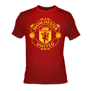 Manchester United Red T-Shirt