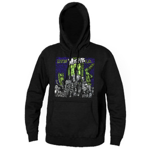 Misfits - Earth A.D. Hooded Sweatshirt