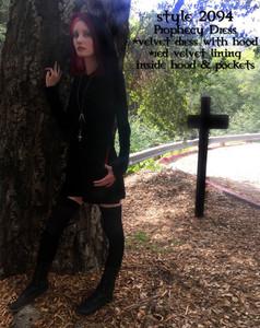 Folter - Prophecy Dress