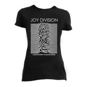 Joy Division - Unknown Pleasures Blouse T-Shirt