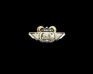 """Aerosmith - Logo 1"""" Metal Badge Pin"""
