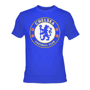 Chelsea Football Club Blue T-Shirt